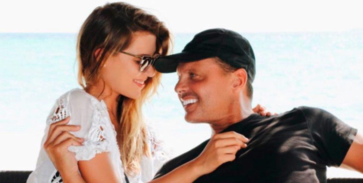 Luis Miguel y Michelle Salas