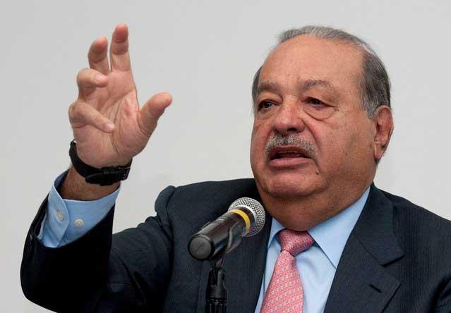 consejos financieros de Carlos Slim