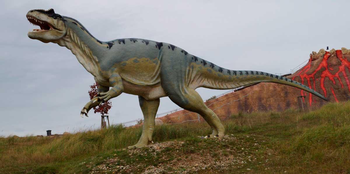 ¿Cuánto pesa un dinosaurio?