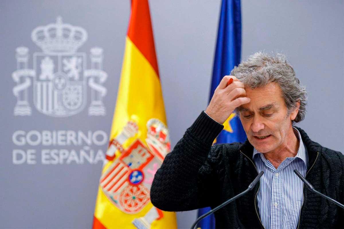 España ya supera los 25.000 muertos por Coronavirus