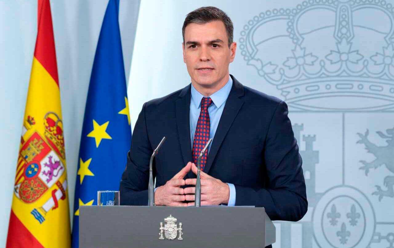 Sánchez anuncia que se permitirá salir a hacer deporte o pasear a partir del 2 de mayo