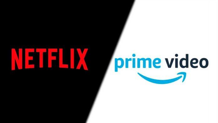 Amazon Prime Video mejor que Netflix