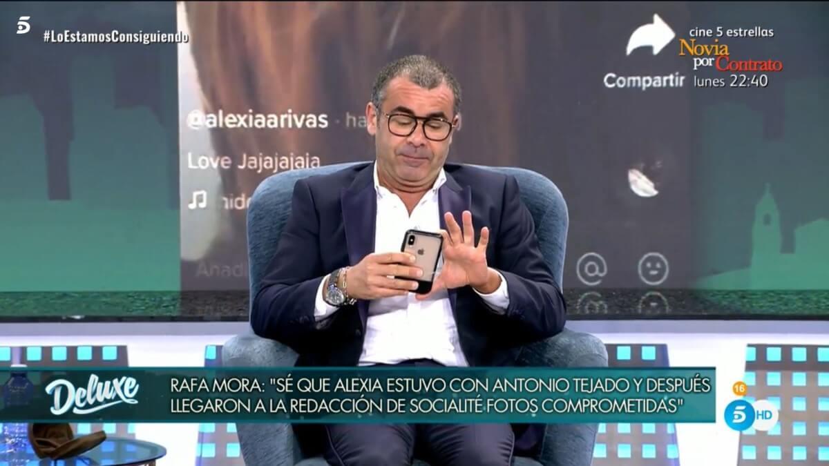 """""""¡Lo ha pasado muy mal!"""" Jorge Javier Vázquez lo cuenta. """"¡Cancelan la boda!"""""""