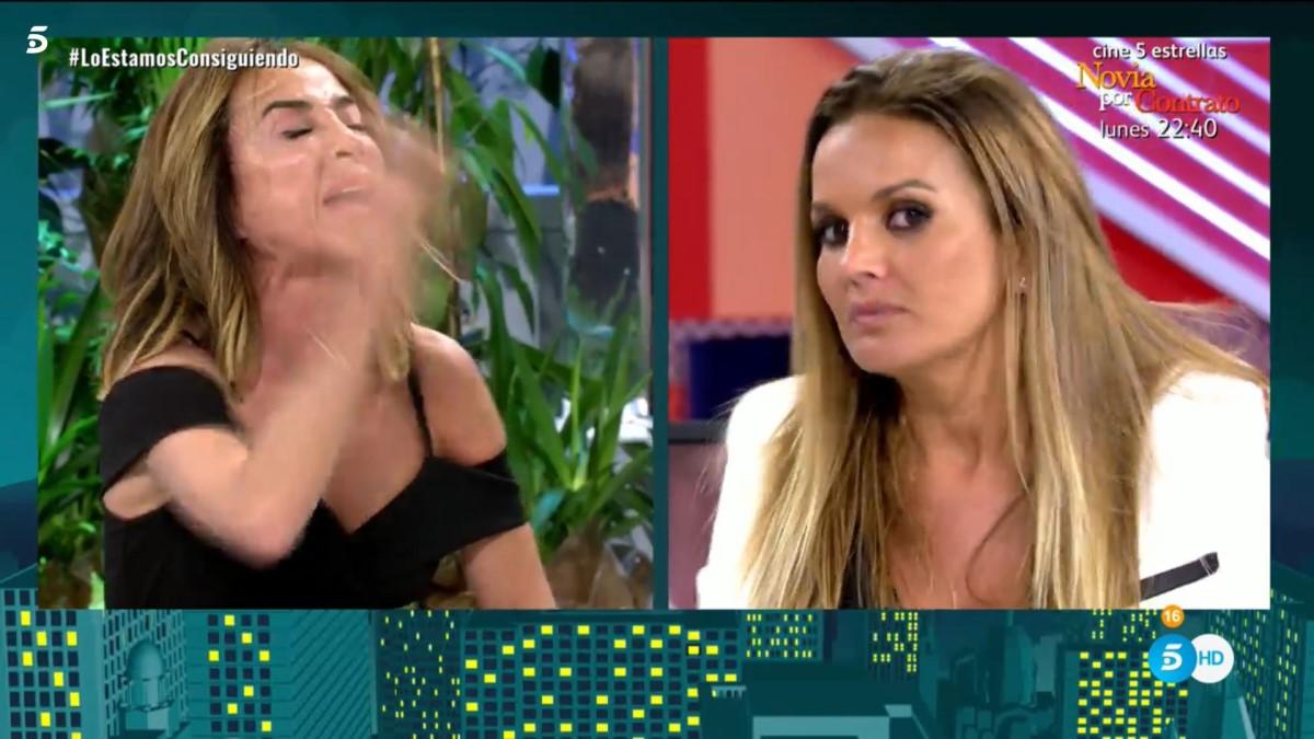 """Marta López """"Según San Andres la que tiene cara de p*** es que lo es"""""""