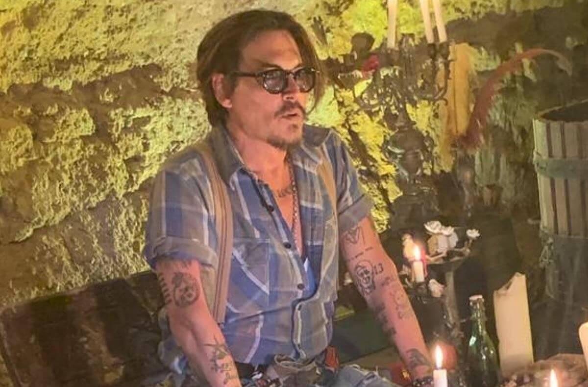 """¡Está de estreno! Johnny Depp se abre Instagram y pasa esto… """"Nunca he hecho nada así antes"""""""