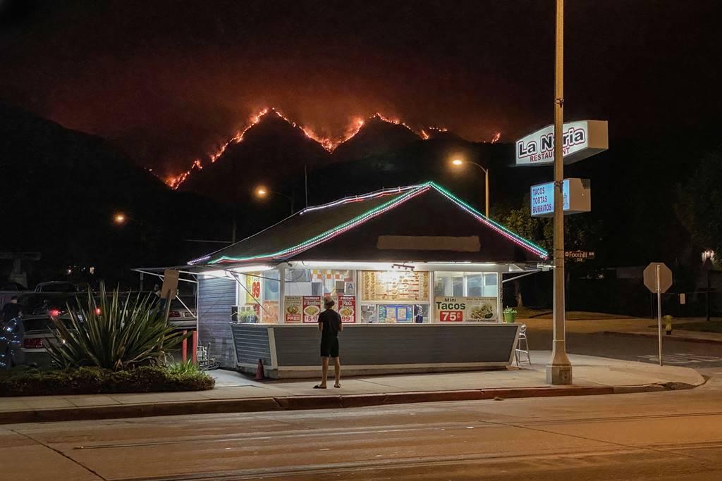 El humo de los incendios deja los pulmones más vulnerables ante el Covid