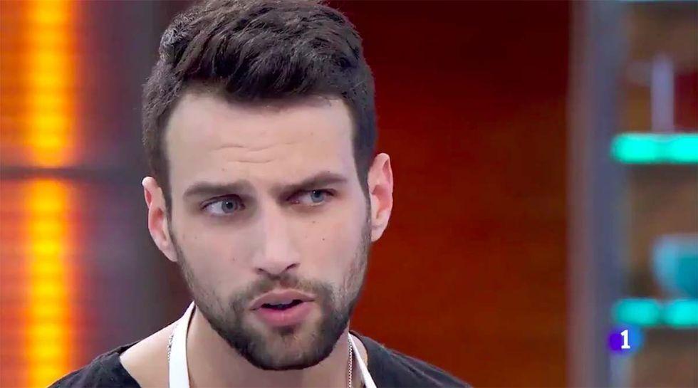 Jesús Castro en 'MASTERCHEF' TVE