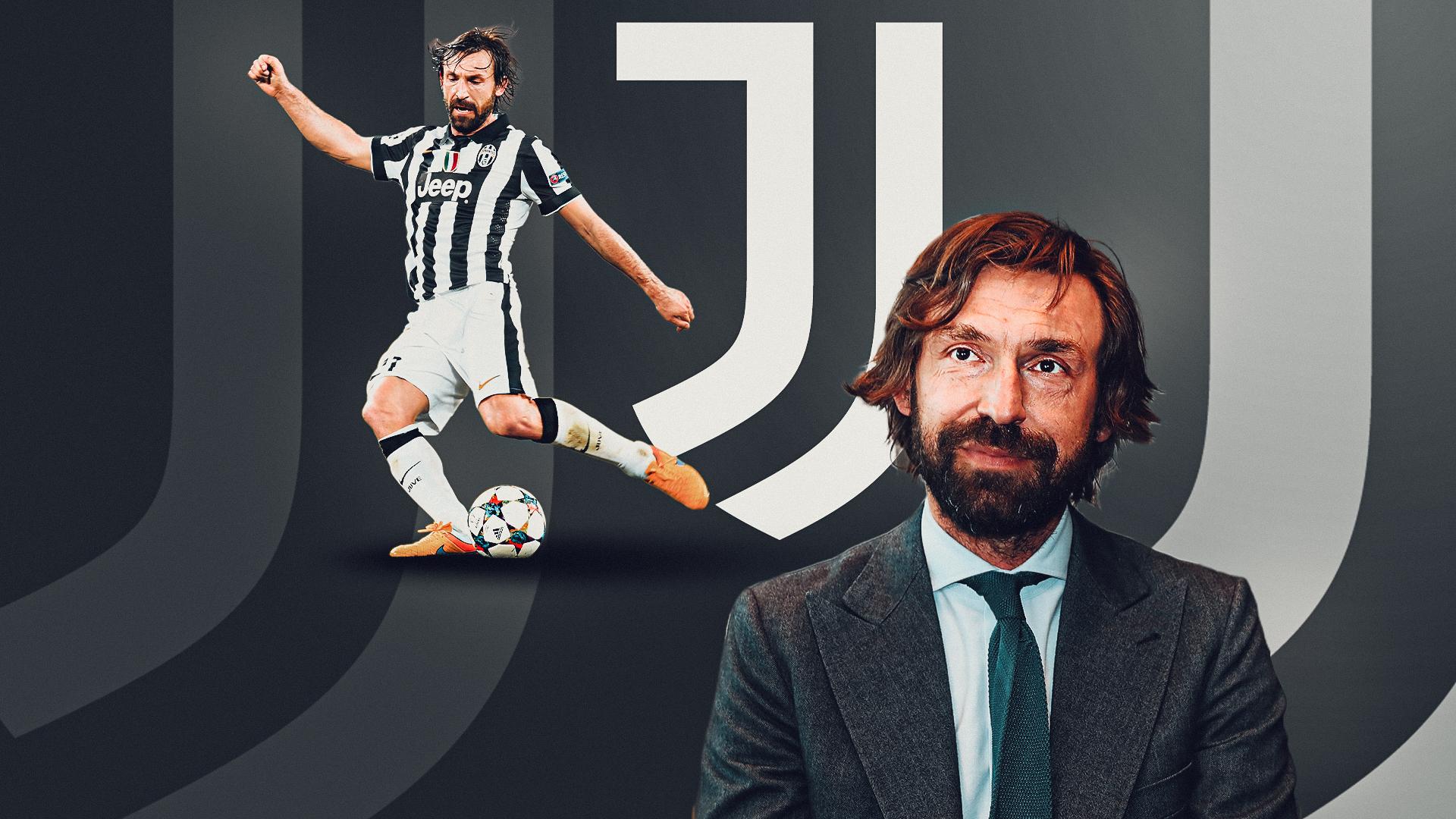 ¿Cómo jugará la nueva Juventus de Pirlo?