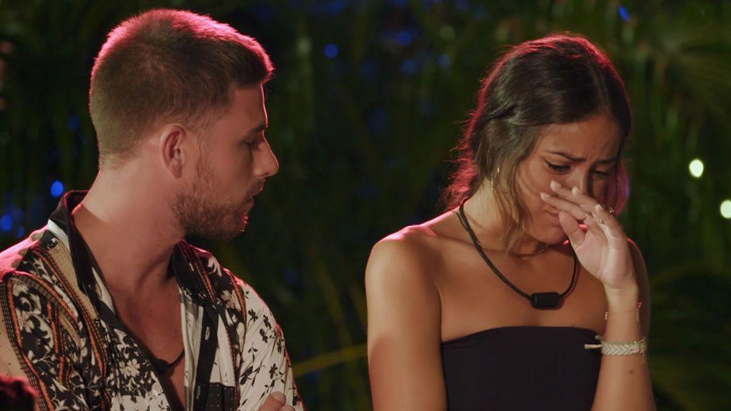 tom hace llorar a melyssa en la isla de las tentaciones 2