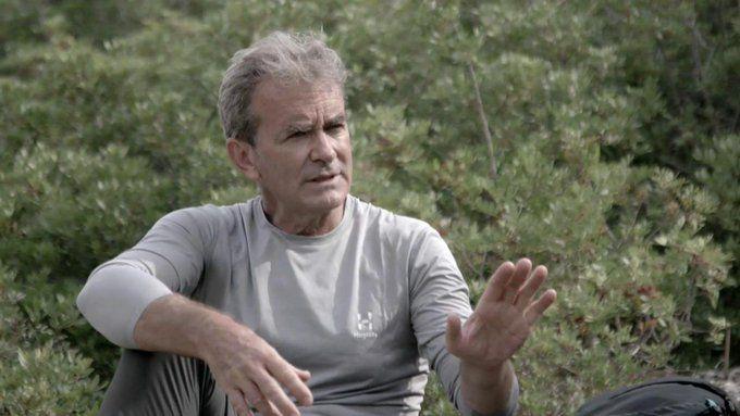 Fernando Simón, protagonista de 'Planeta Calleja' Telecinco