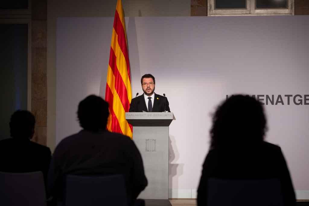 O independentismo superaría 51% dos votos Catalunya