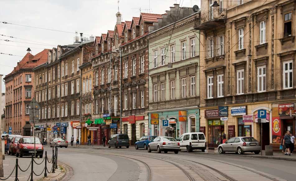 Visitar barrio judío de Kazimierz