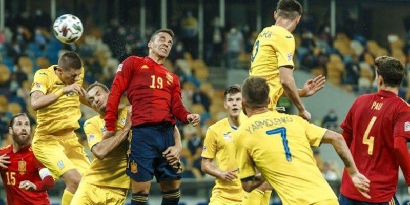 Inesperada derrota de España ante Ucrania (1-0)