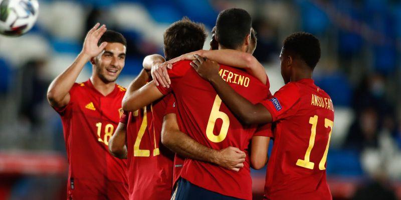 La selección española gana a Suiza en un partido gris (1-0)