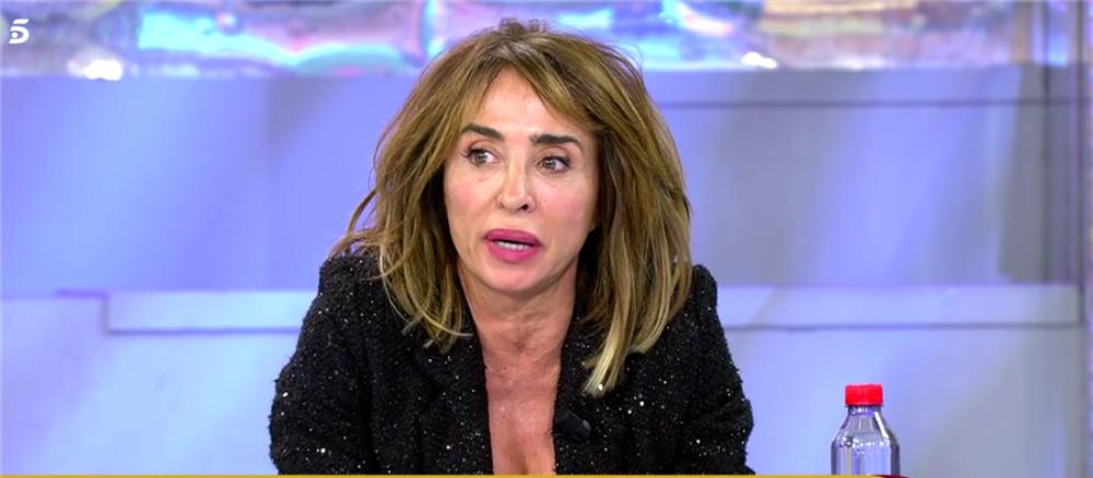 """María Patiño confiesa: """"He sido infiel"""""""