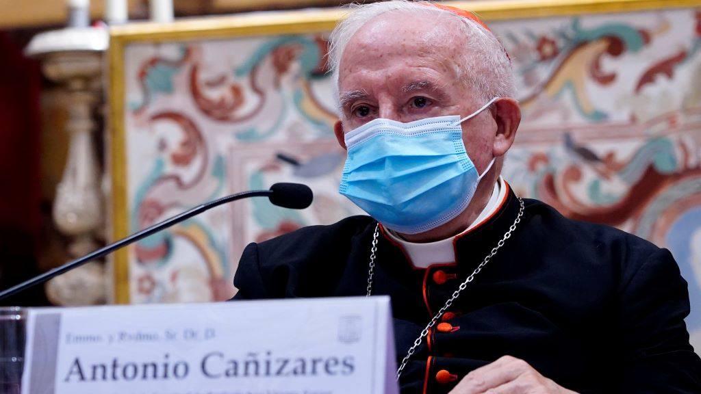 Cardenal Cañizares, protagonista en las redes por su forma de rechazar la ley de la eutanasia