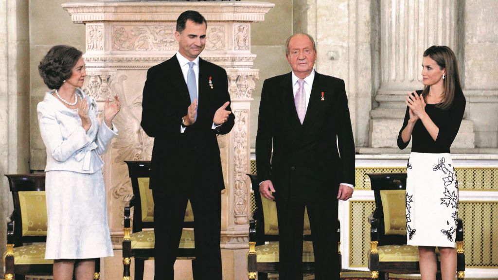 Juan Carlos I abona cuatro millones de euros al Tesoro español en una segunda regularización