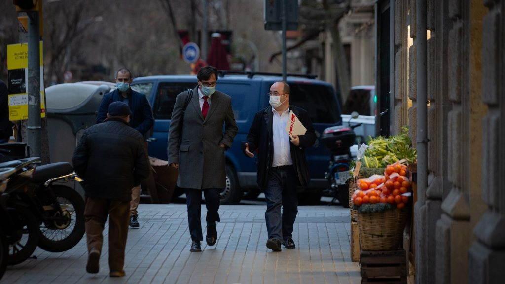 Iceta se postula como ministra con la marcha de Isla a Cataluña