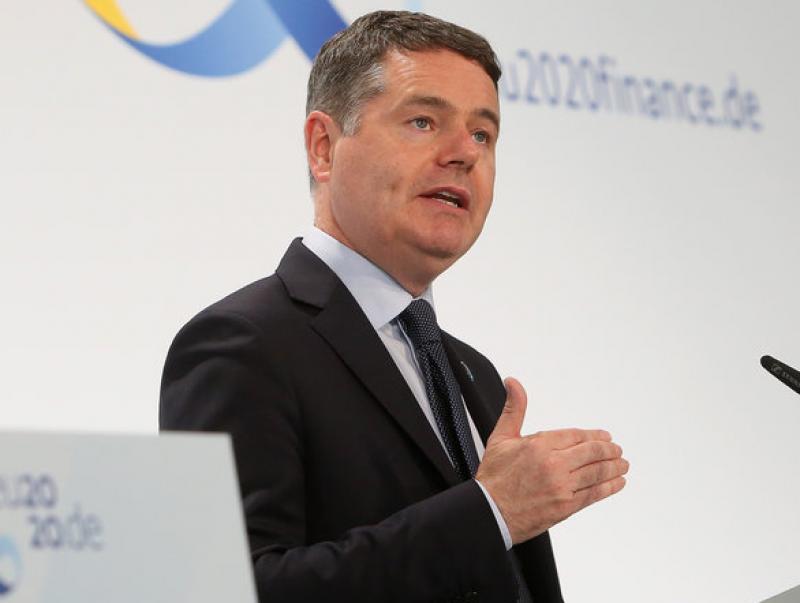 El Eurogrupo acuerda la reforma del fondo de rescate tras superar el bloqueo de Italia