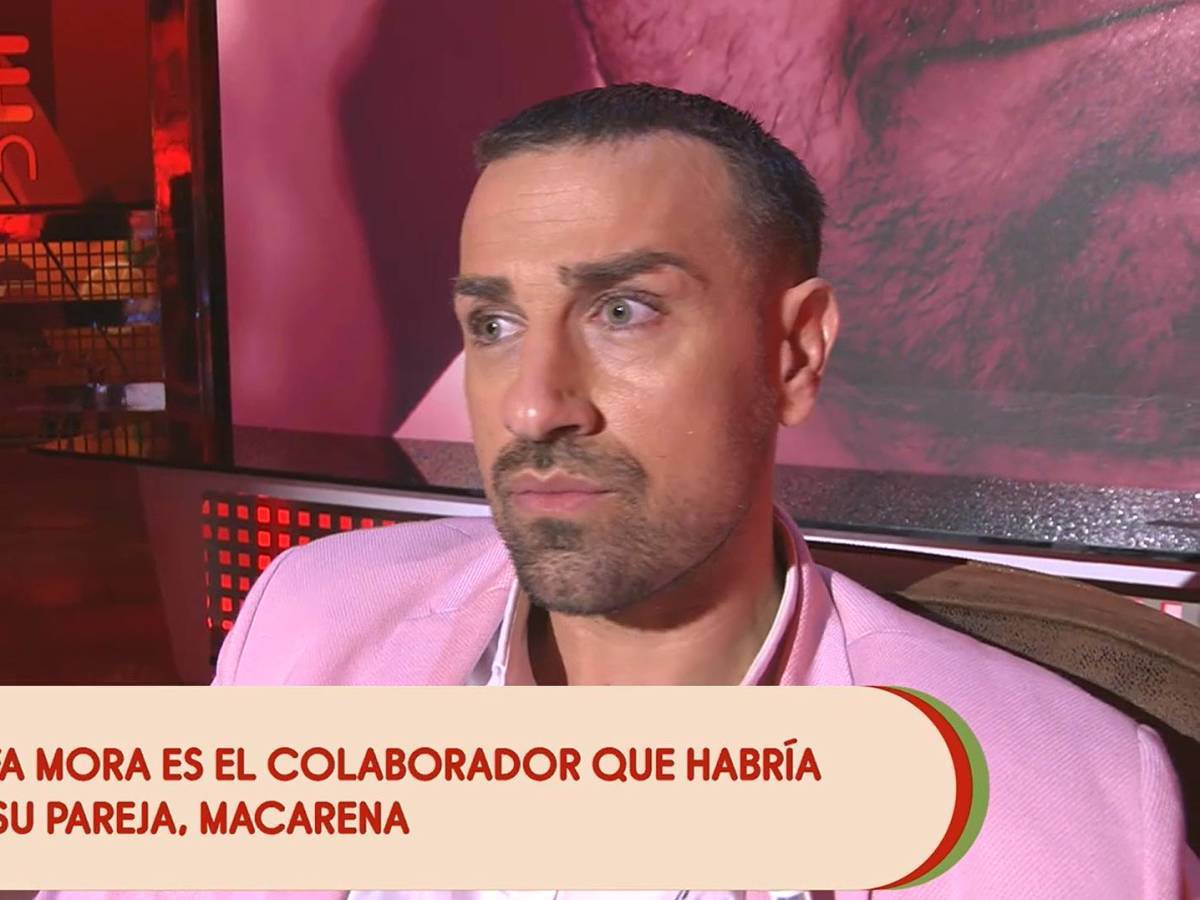 Rafa Mora, desenmascarado por su propio programa Telecinco
