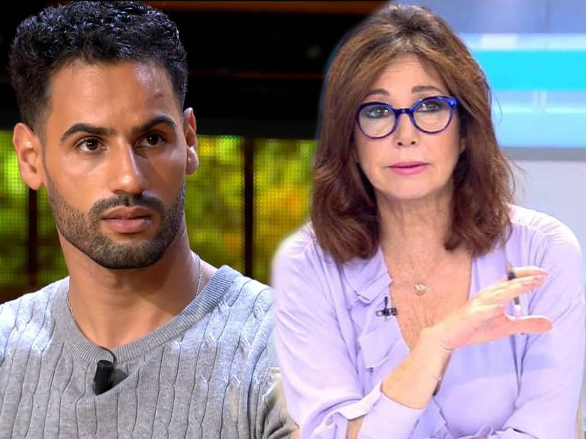 La dura respuesta de Asraf a Ana Rosa tras sus acusaciones de machista