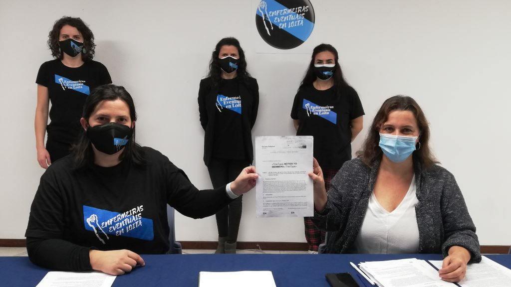 Bruselas investiga posibles contratos laborales abusivos para enfermeras en Galicia