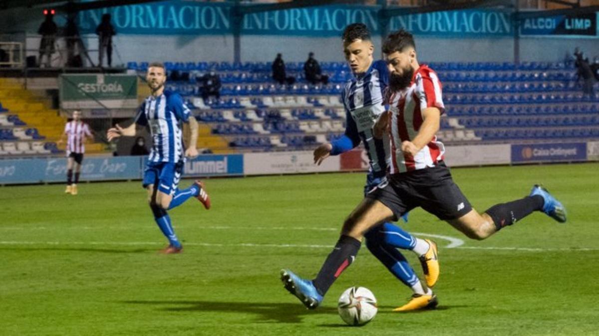 El Athletic de Bilbao desvanece el sueño copero del Alcoyano