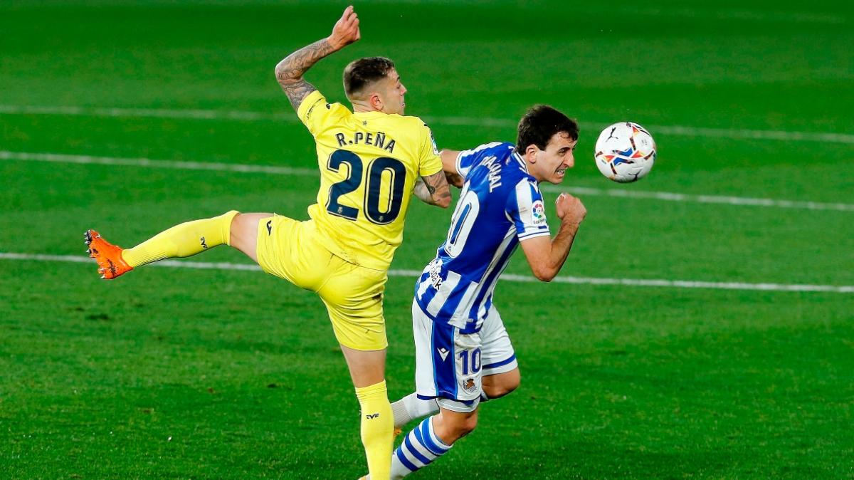 El Villarreal deja escapar una victoria de Champions (1-1)