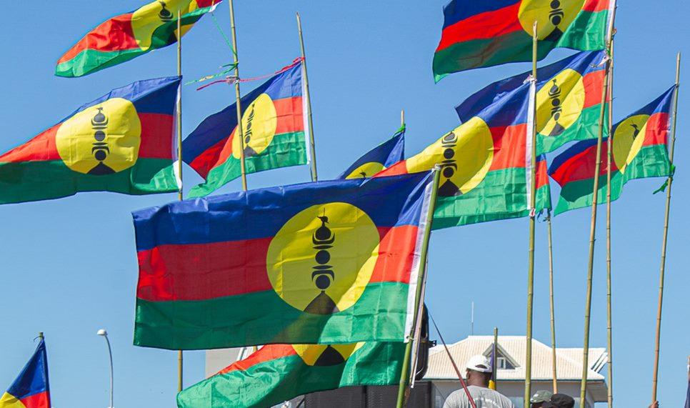 Se hace la independencia por primera vez con mayoría en el Gobierno de Nueva Caledonia