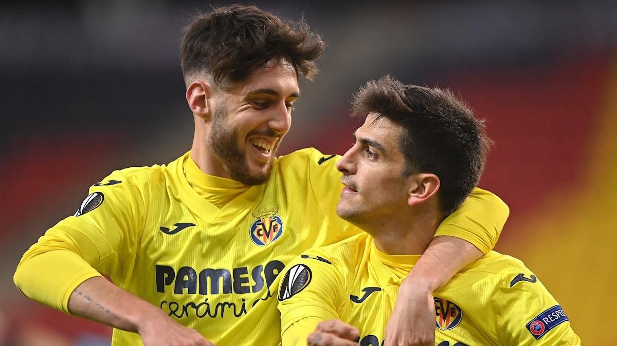 El Villarreal hace los deberes en Salzburgo (0-2)