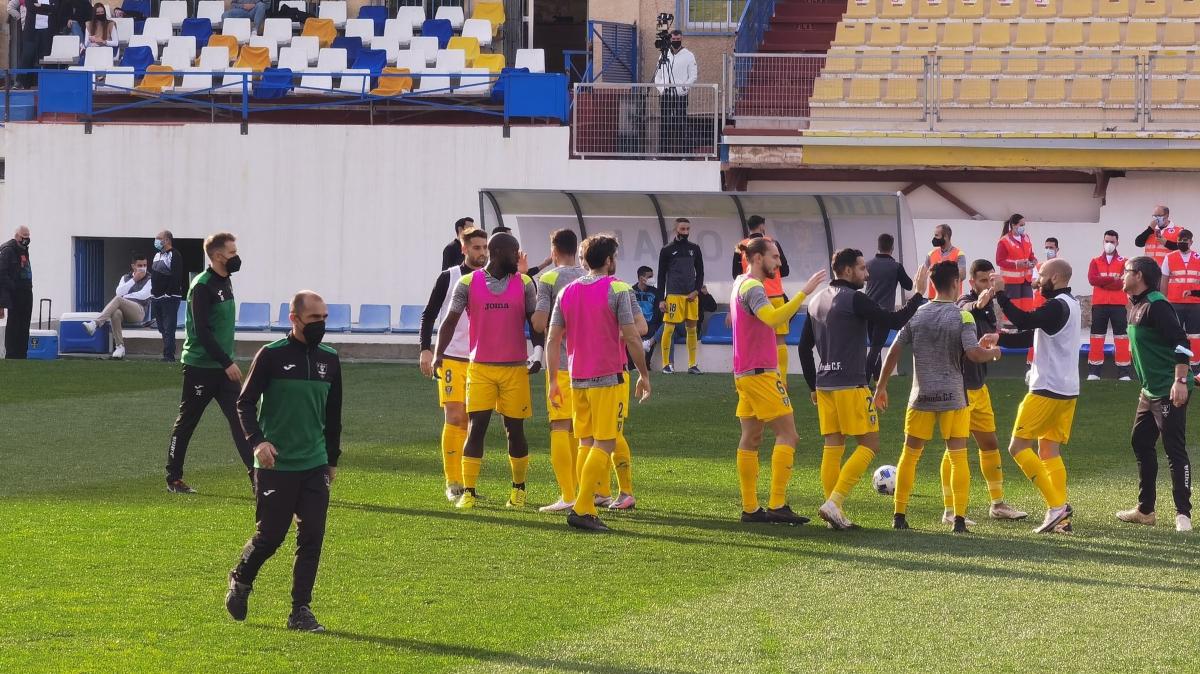 La necesidad del Atlético Levante supera el Orihuela (1-2)