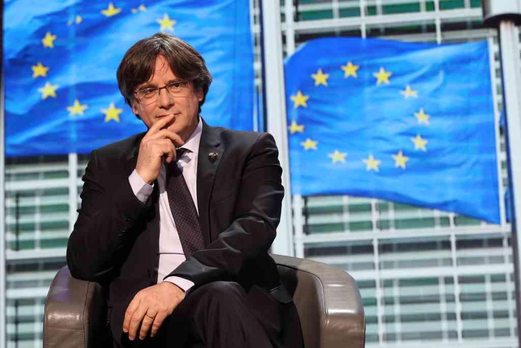 Puigdemont apelará la pérdida de inmunidad como eurodiputado