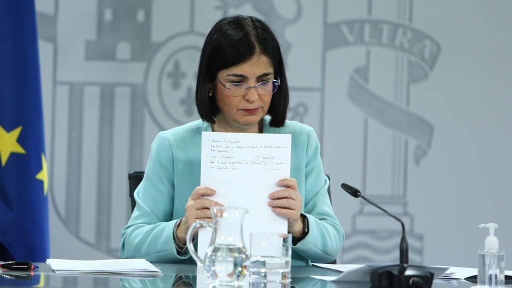 Sanidade reanudará la vacunación con AstraZeneca el 24 de este mes
