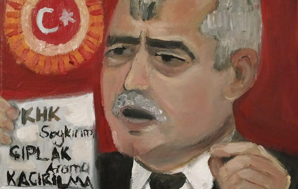 """Condena generalizada del """"golpe político"""" turco contra la formación pro kurda HDP"""