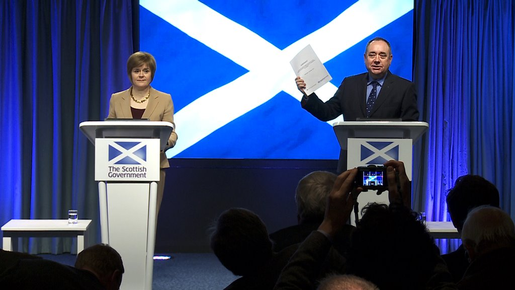 Nace un novo partido soberanista escocés