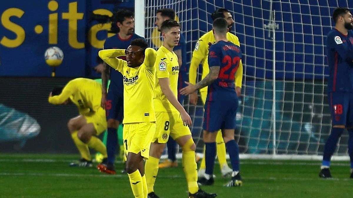 El líder agudiza la crisis del Villarreal en la Liga (0-2)